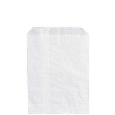 Pochettes papier Kraft blanchi