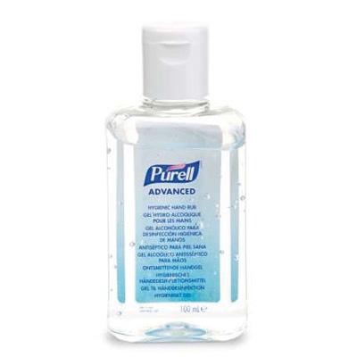 Gel de poche Purell Hydro alcoolique