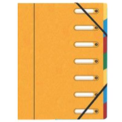 Trieur 7 positions à fenêtres avec élastiques