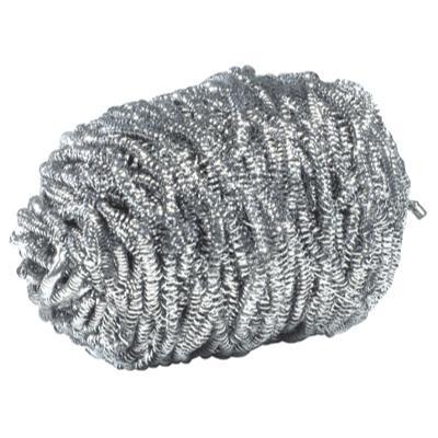 Éponges métalliques spirale inox