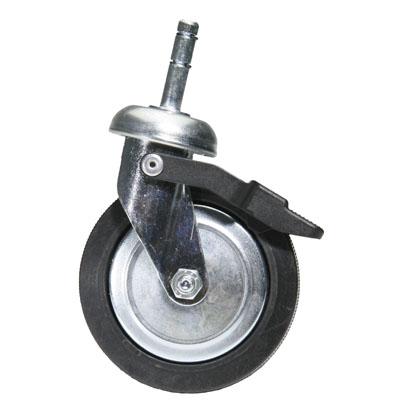 Roulette avec frein
