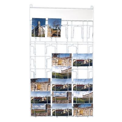 pr sentoir mural cartes postales