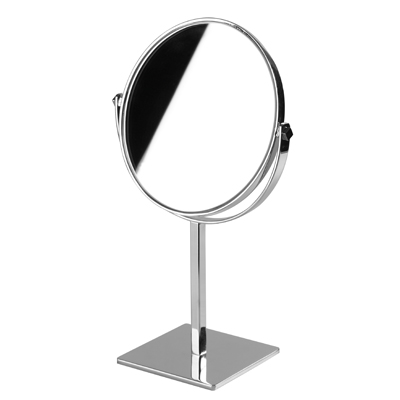 Miroir de comptoir double face for Miroir double face