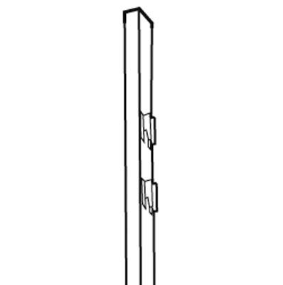Profil U 20 latéral