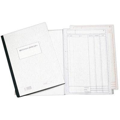 Cahier recettes/dépenses