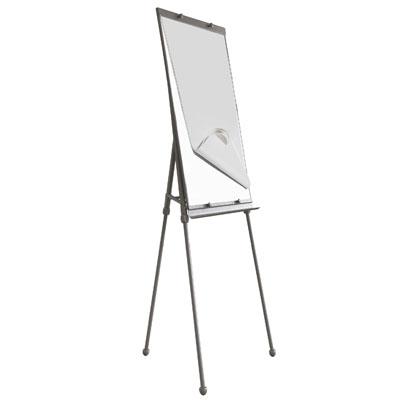 tableau de conf rence sur pieds blanc l 70 x h 113 190 cm. Black Bedroom Furniture Sets. Home Design Ideas