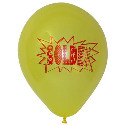 Ballons Soldes