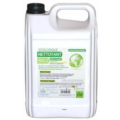 Nettoyant sols et multi-usages écologique Mangopassion