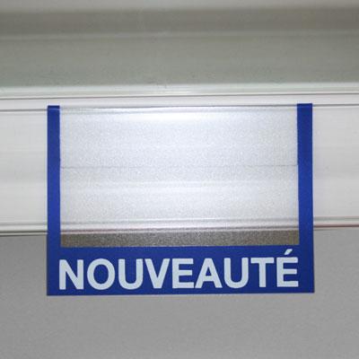 Porte-étiquette Nouveauté