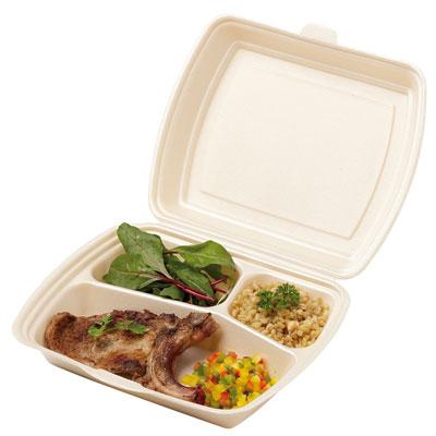 Boîtes repas 3 compartiments