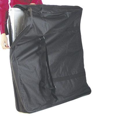 Comptoir compact arrondi transportable