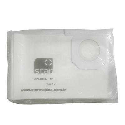 Sacs papier anti-bactériens pour aspirateur 18742 + 23356