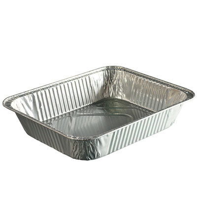 Plats aluminium gastronome
