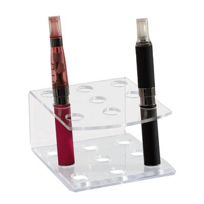 Présentoirs en C pour cigarettes électroniques ou stylos