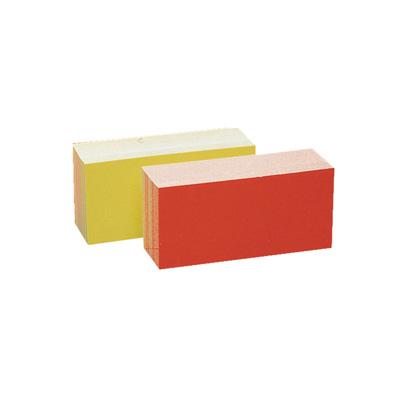 Étiquettes carton 2 faces