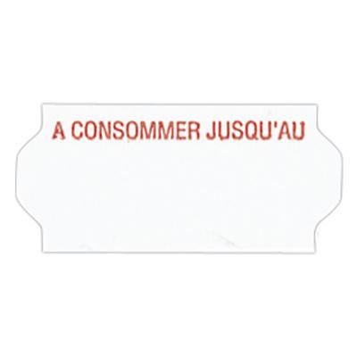 Étiquettes adhésives standard