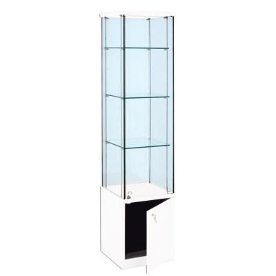 vitrine colonne meuble de stockage. Black Bedroom Furniture Sets. Home Design Ideas