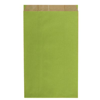 pochette cadeau kraft verg vert olive 30 9 x 49 5 cm. Black Bedroom Furniture Sets. Home Design Ideas