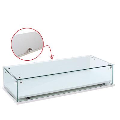 vitrine tiroir coulissant serrure. Black Bedroom Furniture Sets. Home Design Ideas