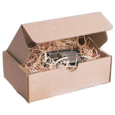 Boîte d'emballage carton
