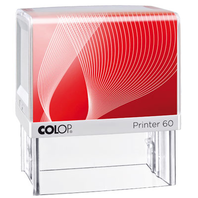 Tampon texte Printer 60 COLOP 8 lignes