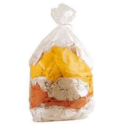 Sacs poubelle  avec lien 130 L