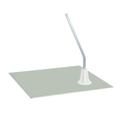 Base métal avec tige de support  pour mannequin plastique