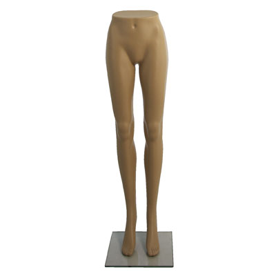 Présentoir jambes femme debout
