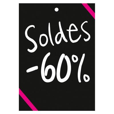 Etiquettes à trou -60%