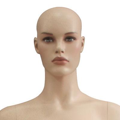 Mannequin femme enceinte sans perruque