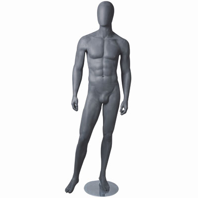 mannequin homme finition brute. Black Bedroom Furniture Sets. Home Design Ideas