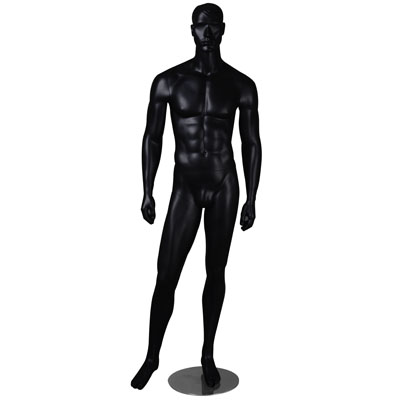 mannequin homme t te et cheveux sculpt s. Black Bedroom Furniture Sets. Home Design Ideas