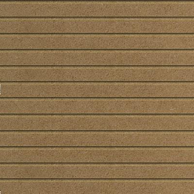 Panneaux rainurés Brut, entraxe 10 cm