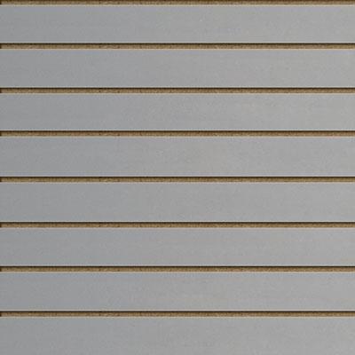 Panneaux rainurés Gris, entraxe 15 cm