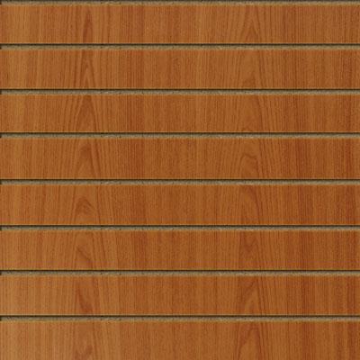 Panneaux rainurés Merisier, entraxe 15 cm