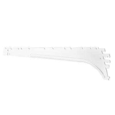 Console inclinable pour tablettes tôle pas de 25 mm