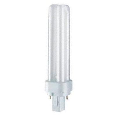 Ampoule fluocompacte Dulux G24d-3, 26 watts