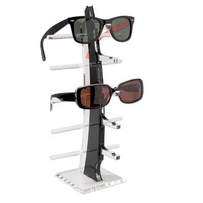 Présentoir à lunettes de comptoir