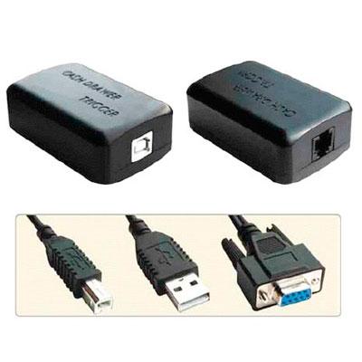 Câbles de connexion pour tiroir caisse