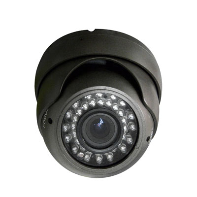 Caméra dôme couleur intérieur/extérieur