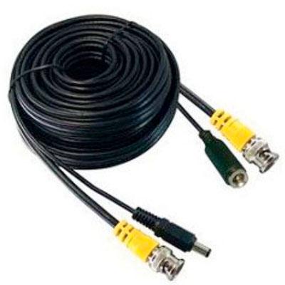 Câble BNC vidéo + alimentation