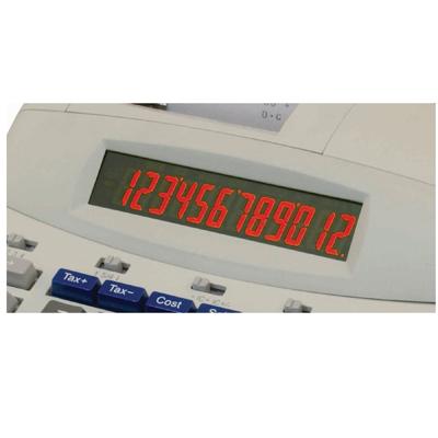 Calculatrice à impression mécanique OLYPMIA CPD 512