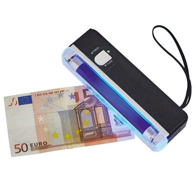 Détecteur de faux billets portable