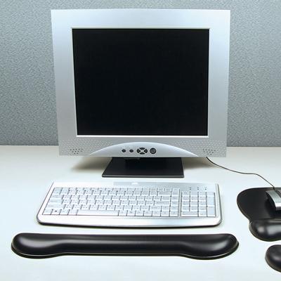 Repose poignets ergonomique, pour clavier