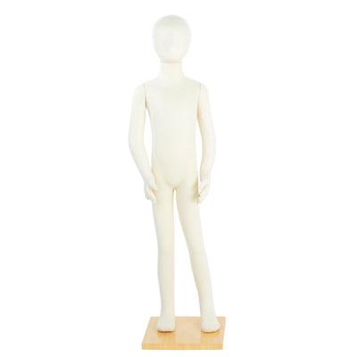 Mannequin flexible 8 ans