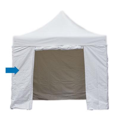 Rideau pour tente 223750 / 223754