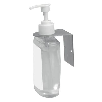 Support mural pour distributeur de savon ou de gel hydroalcoolique