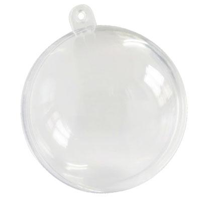 Boules Plexi 20 cm à garnir