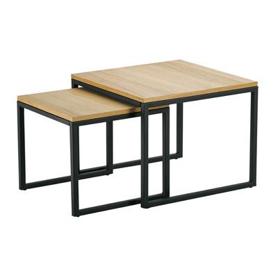 Tables gigognes carrées
