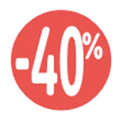 Gommettes adhésives -40%